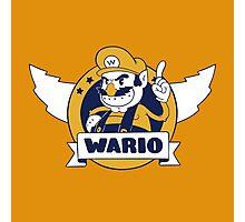 Wario the Treasurehog Photographic Print