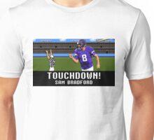 Tecmo Bowl Sam Bradford Unisex T-Shirt