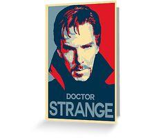 Doctor Strange Marvel Avengers Greeting Card