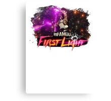 Infamous - Infamous First Light Canvas Print