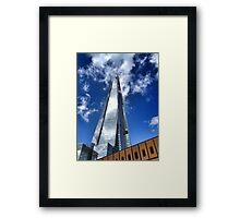 The Shard, London Framed Print