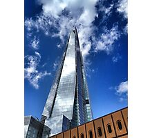 The Shard, London Photographic Print