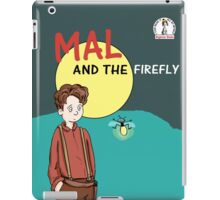 Mal and the firefly iPad Case/Skin
