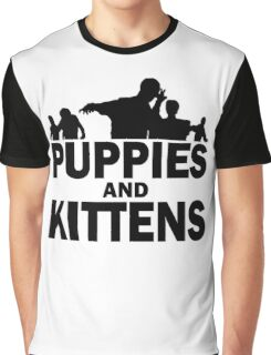 Z Nation: Puppies and Kittens Graphic T-Shirt