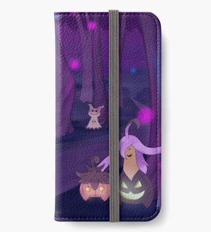 Ghost Pokemon iPhone Wallet/Case/Skin