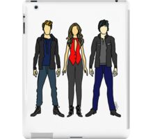 Outfits of Vamps iPad Case/Skin