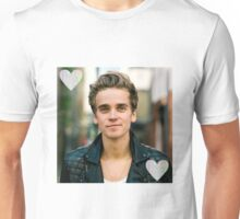 Joe Sugg trippy heart Unisex T-Shirt