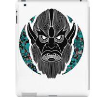 Beastman invert  iPad Case/Skin