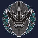 Beastman invert  by PROM11