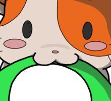 Super Hamster Bros Sticker