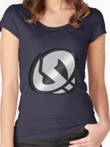 Team Skull Grunt Women's Fitted Scoop T-Shirt