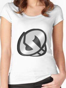 Team Skull Grunt Women's Fitted Scoop T-Shirt