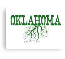 Oklahoma Roots Canvas Print