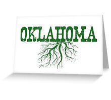 Oklahoma Roots Greeting Card