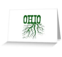 Ohio Roots Greeting Card
