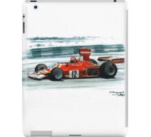 1974  Ferrari 312B3 iPad Case/Skin