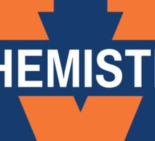 UVA Chemistry Sticker