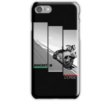 Ducati Corse iPhone Case/Skin