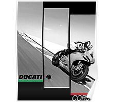 Ducati Corse Poster