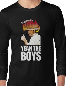 Russell Coight - Yeah Boys Long Sleeve T-Shirt
