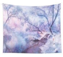 Winter fairy tale Wall Tapestry