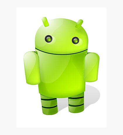 Android Photographic Print