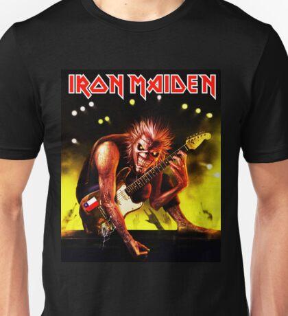 IRON MAIDEN ALL VIVO Unisex T-Shirt