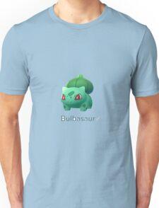 pokemon bulbasaur Unisex T-Shirt