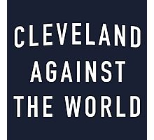 Cleveland Against The Photographic Print