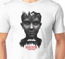 stranger things tv show Unisex T-Shirt