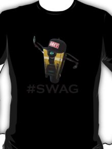 Borderlands - The Pre Sequel - Claptrap got Swag T-Shirt