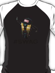Borderlands - The Pre Sequel - Claptrap got Swag T-Shirt
