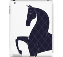 Patterned Horse iPad Case/Skin