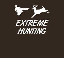 Extreme Hunting Karate Kick Deer Unisex T-Shirt