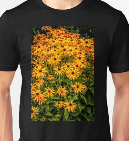 Black Eyed Susans Unisex T-Shirt