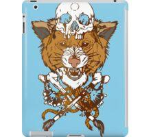 Sabertooth Tiger iPad Case/Skin