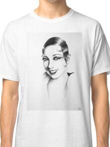 Josephine Baker Minimal Portrait Classic T-Shirt
