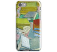 Vincent Van Gogh - Pile of French Novels, Book lovers! iPhone Case/Skin