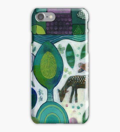 Playful Dawn iPhone Case/Skin