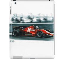 1983  Ferrari 126C2B iPad Case/Skin