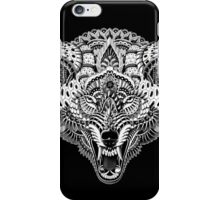 Wolf Head iPhone Case/Skin