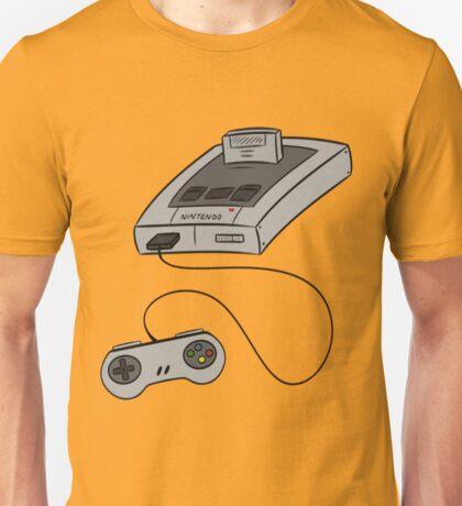 SNES - SUPER NINTENDO Unisex T-Shirt