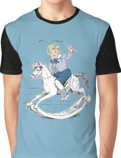 Rocking horse hero Graphic T-Shirt