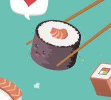 Sushi love Sticker