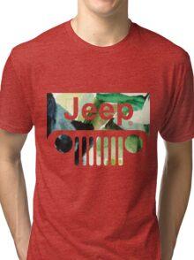 jeep 2 Tri-blend T-Shirt
