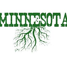 Minnesota Roots by surgedesigns