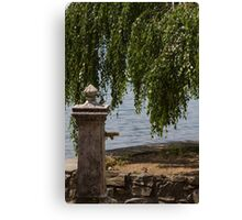 lakescape Canvas Print