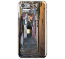 streets of a village typical iPhone Case/Skin