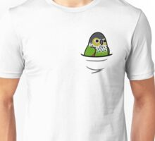 Too Many Birds! - Black Capped Conure! Unisex T-Shirt