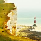 Beachy Head by Stephen Frost